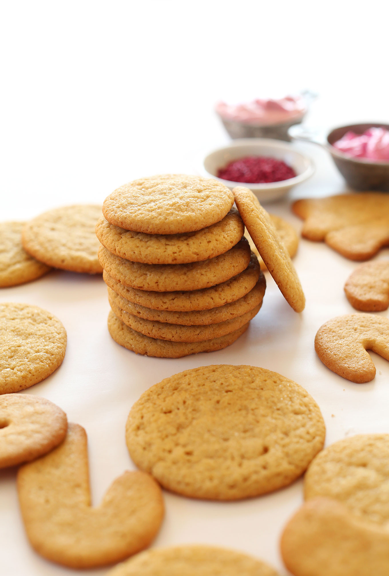 Vegan Cookie Recipes  sugar cookies without baking soda