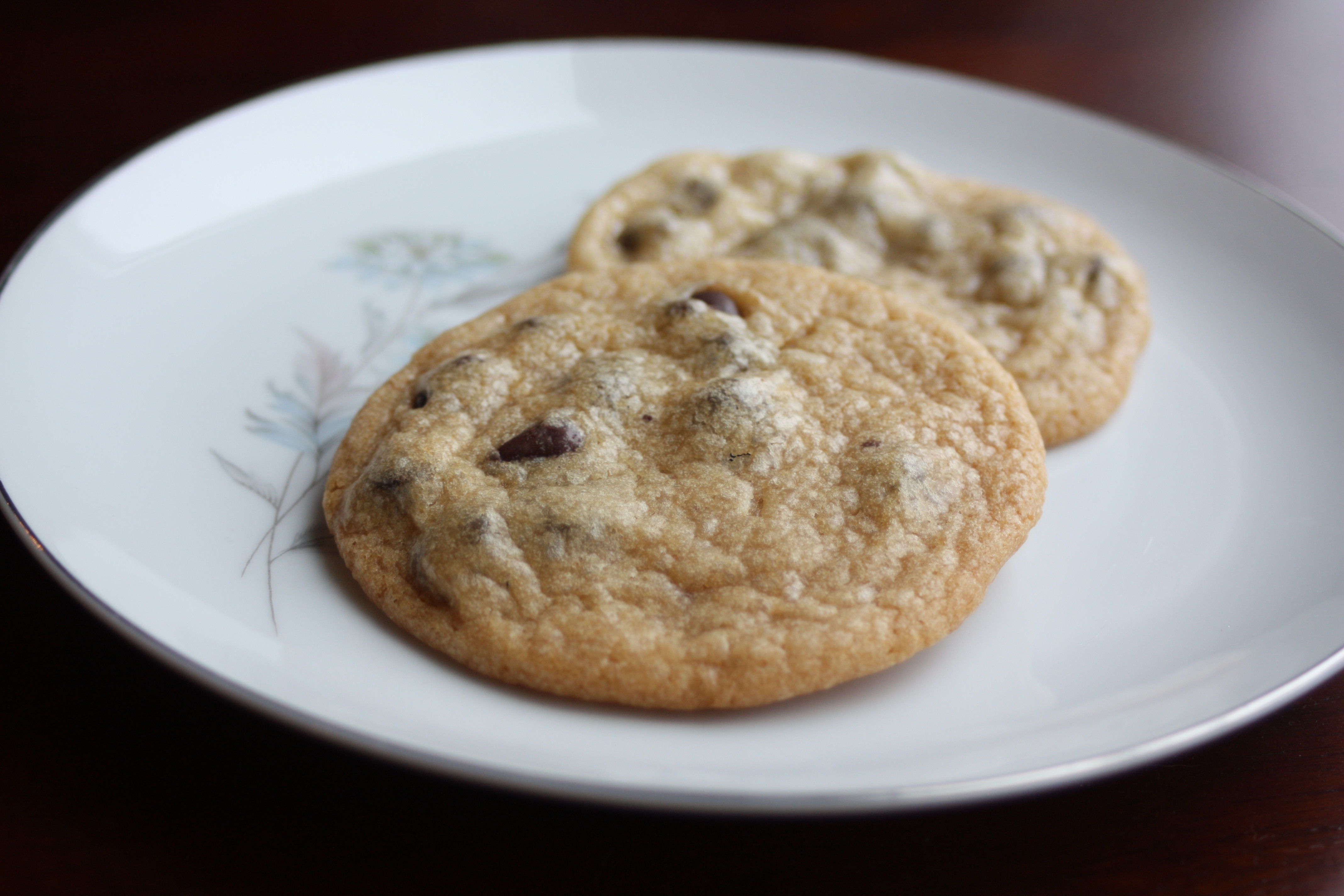 Vegan Cookie Recipes  Vegan Chocolate Chip Cookies Recipe Around the World in