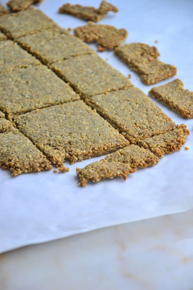 Vegan Cracker Recipes  Grain Free Seed Crackers Gluten Free Soy Free Vegan