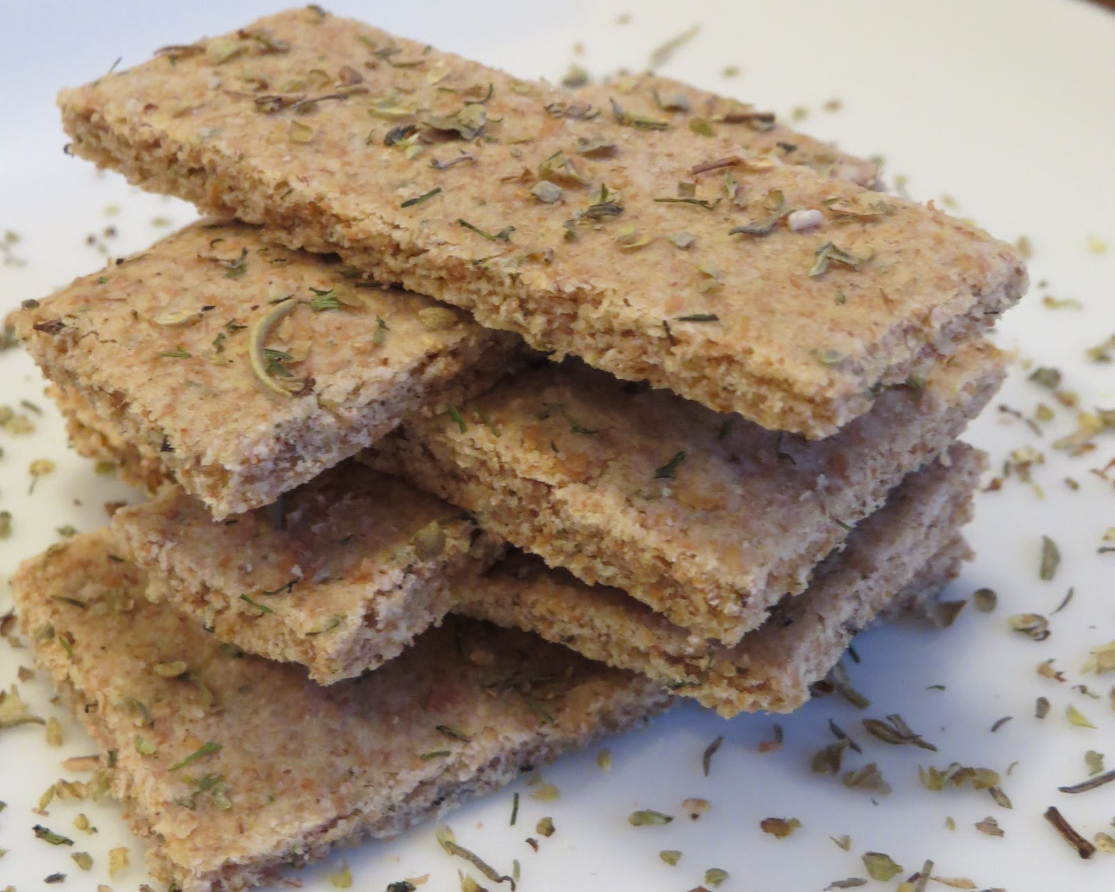 Vegan Cracker Recipes  Bed Stuy Foo Homemade Vegan Cracker Recipe