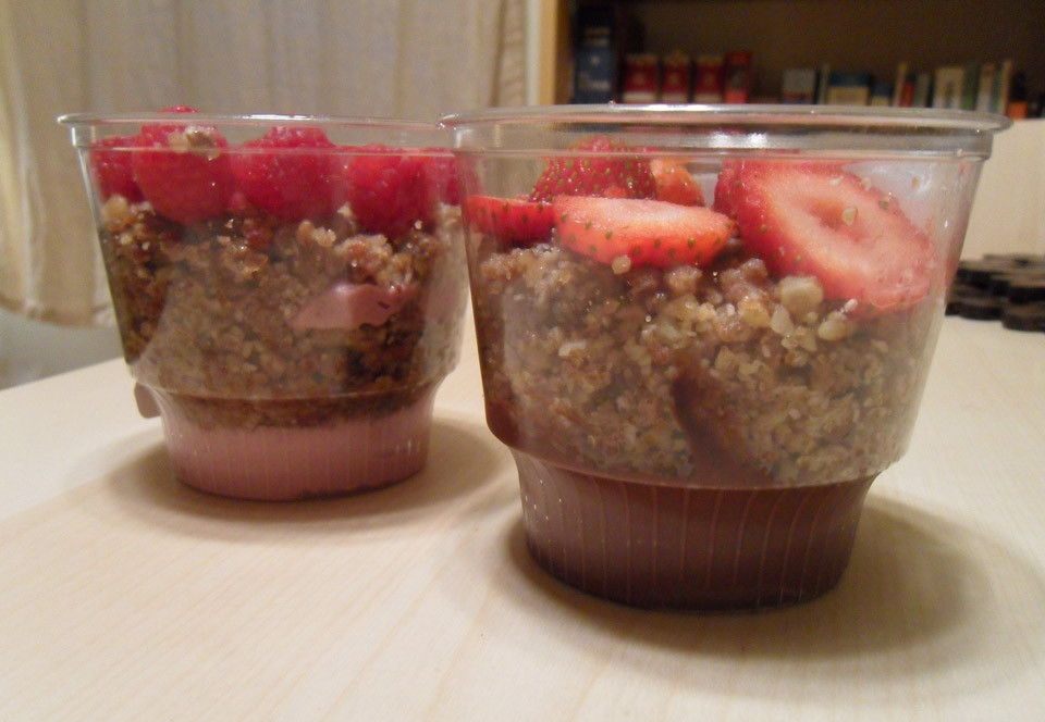 Vegan Desserts At Whole Foods  Veggiegirl Health Counseling Whole Foods Vegan Mousse