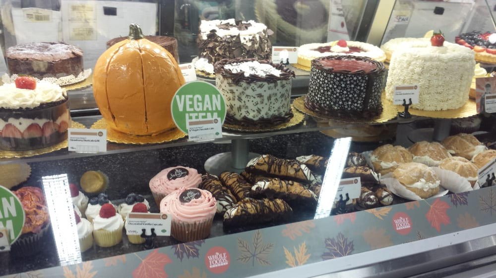 Vegan Desserts At Whole Foods  Whole Foods vegan bakery marketing ploy Yelp