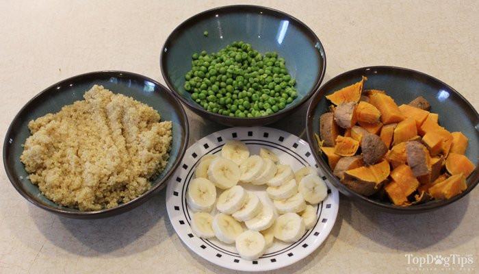 Vegan Dog Treat Recipes  Homemade Ve arian Dog Food Recipe Easy to Make Video