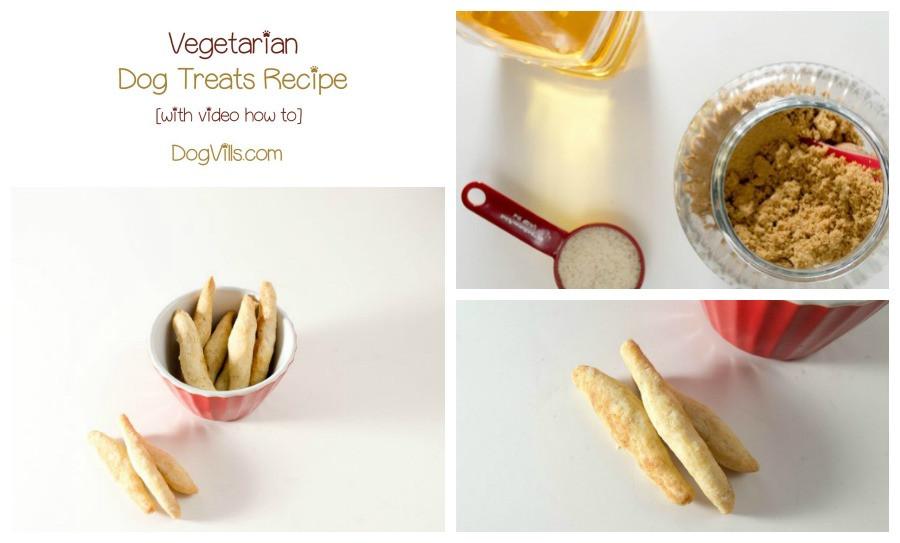 Vegan Dog Treat Recipes  Easy & Tasty Ve arian Dog Treats Recipe DogVills