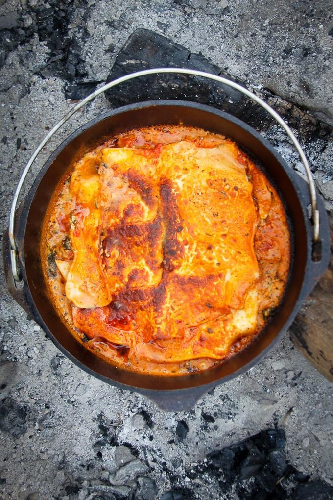 Vegan Dutch Oven Camping Recipes  19 Best Hobo Meals and Camping Recipes Recipes for Camping