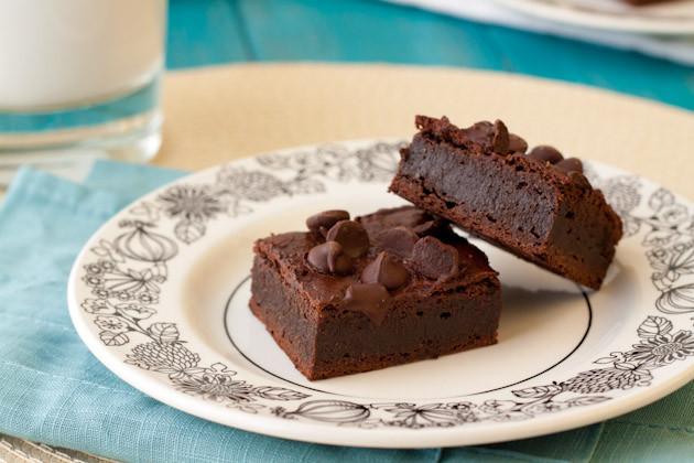 Vegan Fudge Brownies  Fudge Tastic Brownies Vegan Gluten free Grain free