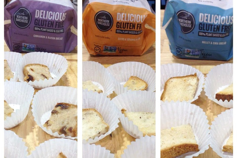 Vegan Gluten Free Bread Brands  23 Top New Dairy Free Food Finds at Expo West 2015