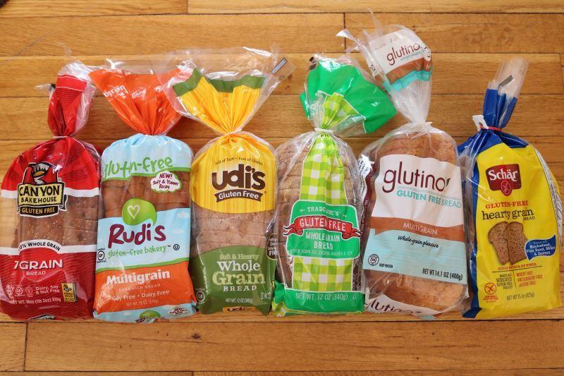 Vegan Gluten Free Bread Brands  The Definitive Ranking of Gluten Free Breads