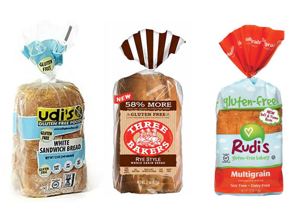 Vegan Gluten Free Bread Brands  yeast free bread whole foods