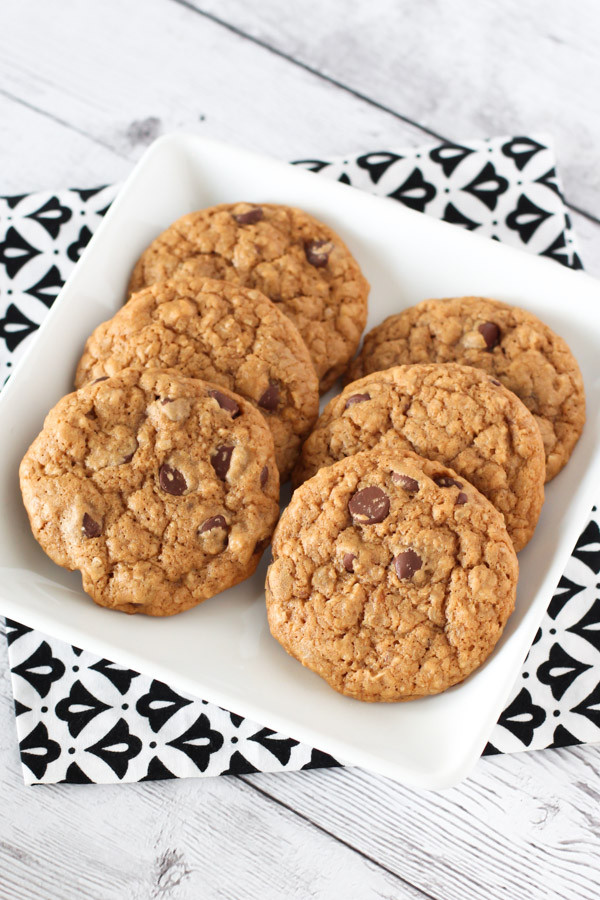 Vegan Gluten Free Chocolate Chip Cookies  gluten free vegan soft chocolate chip cookies Sarah