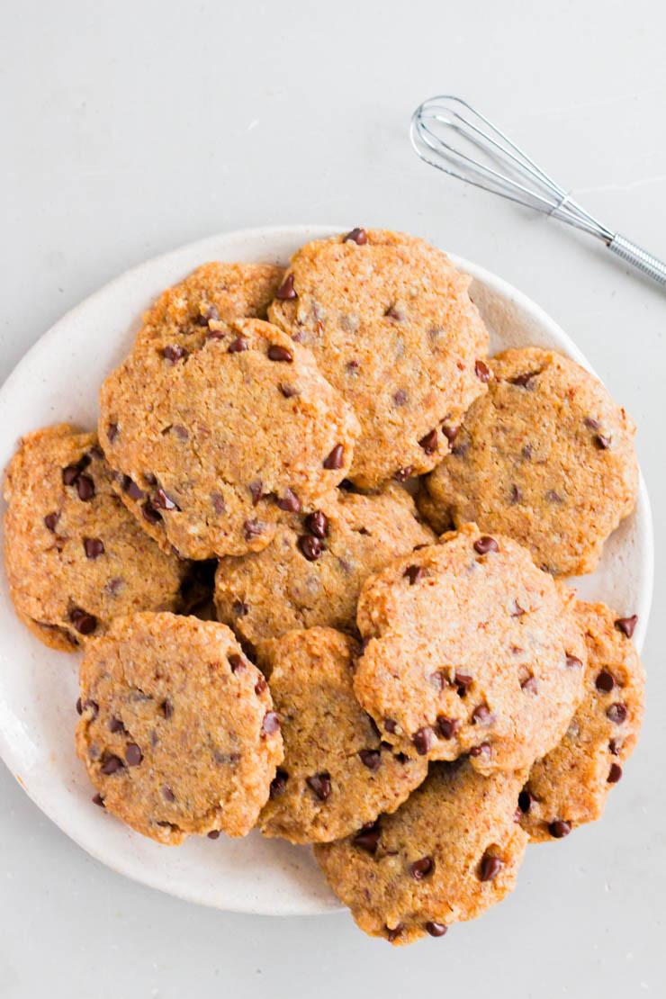 Vegan Gluten Free Chocolate Chip Cookies  Vegan & Gluten free Chocolate Chip Cookies