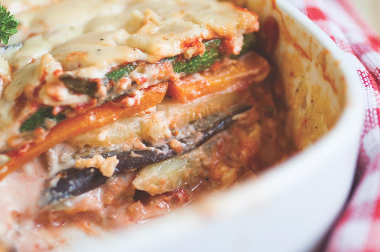 Vegan Gluten Free Lasagna  Gluten free Vegan Lasagna Healthy Habits Now