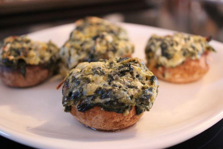 Vegan Gluten Free Stuffed Mushrooms  17 Best images about Vegan & Gluten FREE on Pinterest