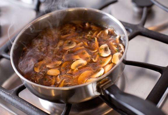 Vegan Gravy Recipe Easy  Nutritarian Diet Six Basic Guidelines for the Nutritarian