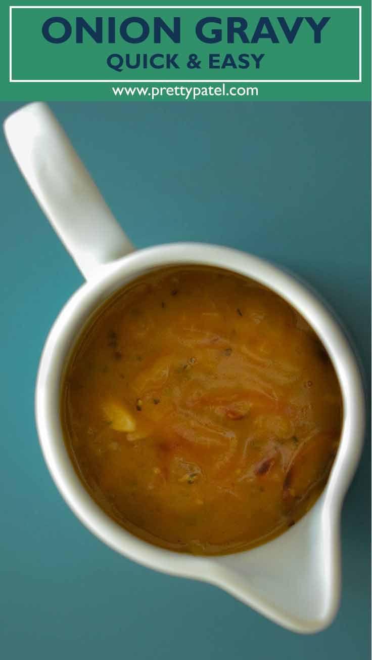 Vegan Gravy Recipe Easy  Best 25 Ve arian gravy ideas on Pinterest