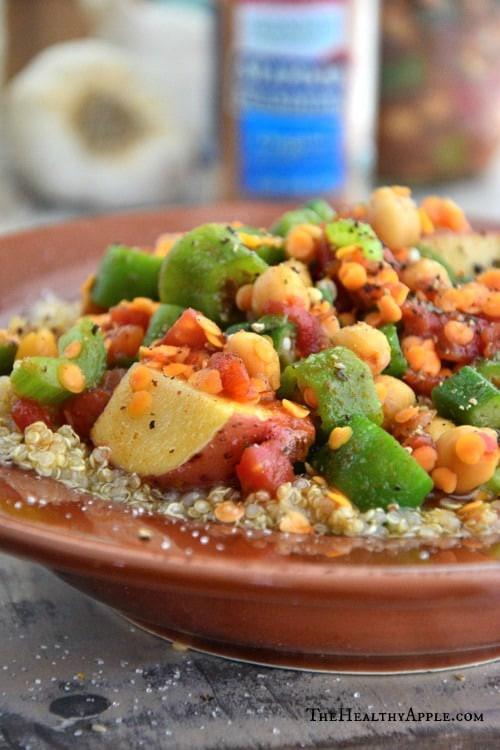 Vegan Gumbo Recipes  Gumbo