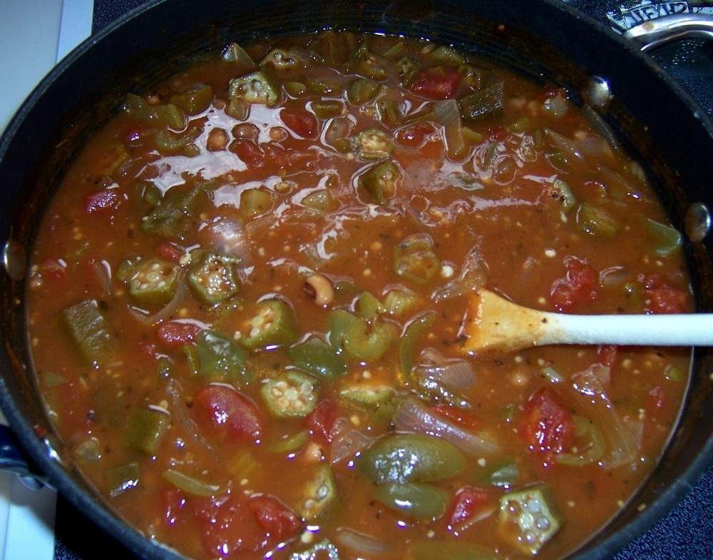 Vegan Gumbo Recipes  How to Make Vegan Gumbo 7 Steps wikiHow