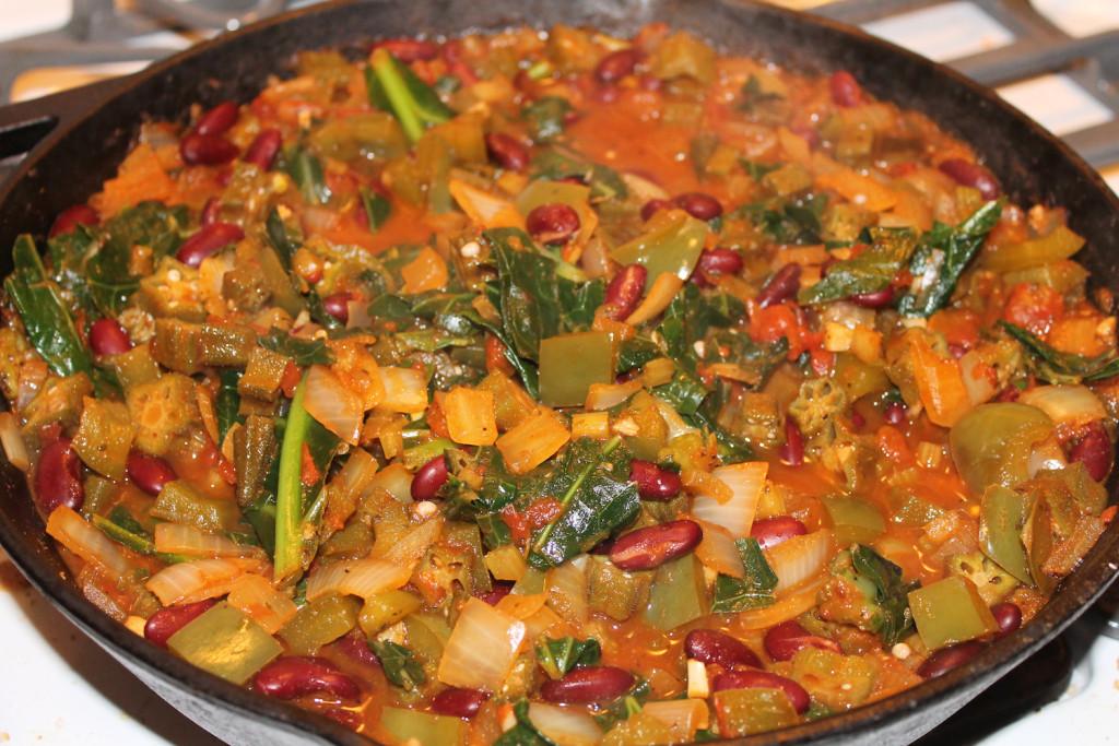 Vegan Gumbo Recipes  Vegan Creole Stew