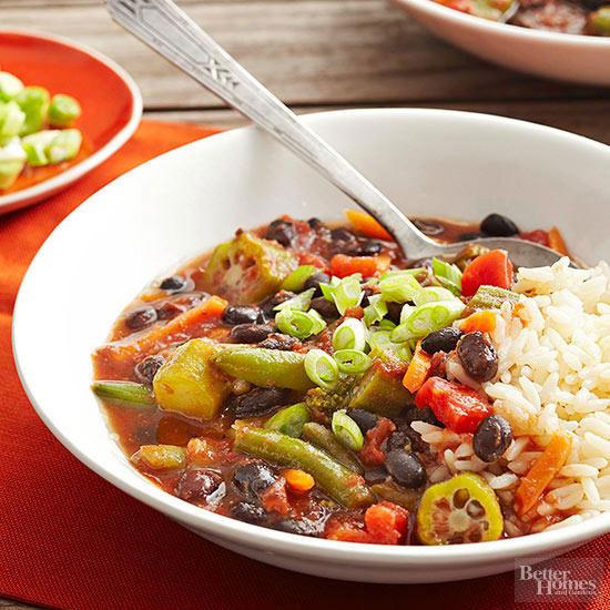 Vegan Gumbo Recipes  Healthy Dinner Recipes Under $3