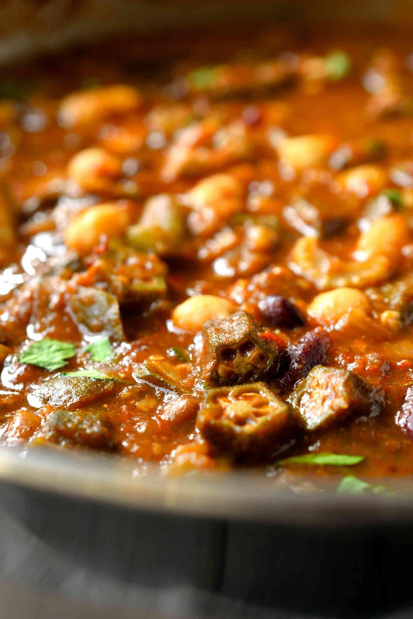 Vegan Gumbo Recipes  Vegan Gumbo