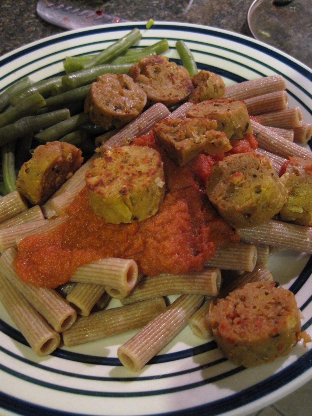 Vegan Italian Sausage Recipes  Vegan Italian Sausage – Marcella – Vegan Muscle and Fitness