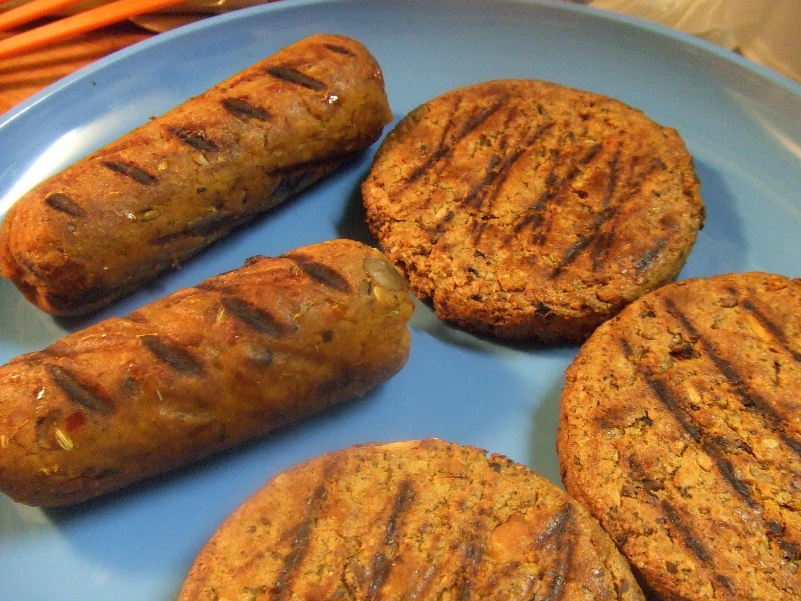 Vegan Italian Sausage Recipes  Extreme Vegan Makeover Gluten Free Spicy Italian Sausages