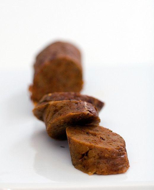 Vegan Italian Sausage Recipes  Vegan Sausages Vegan nom nom Pinterest