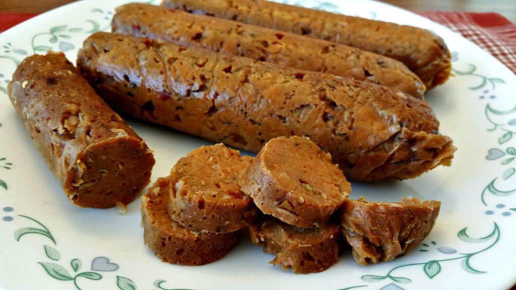 Vegan Italian Sausage Recipes  Vegan Italian Sausage Brand New Vegan