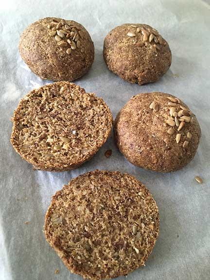 Vegan Keto Bread  Keto Vegan Bread Rolls Vegan Ketones