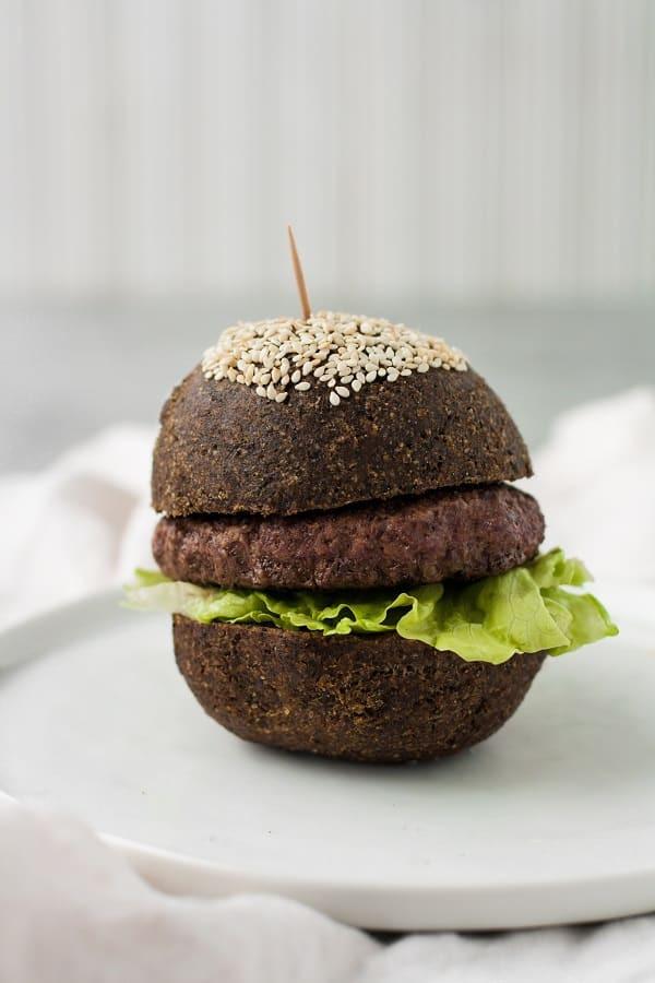 Vegan Keto Bread  Vegan Keto Bread Rolls Recipe