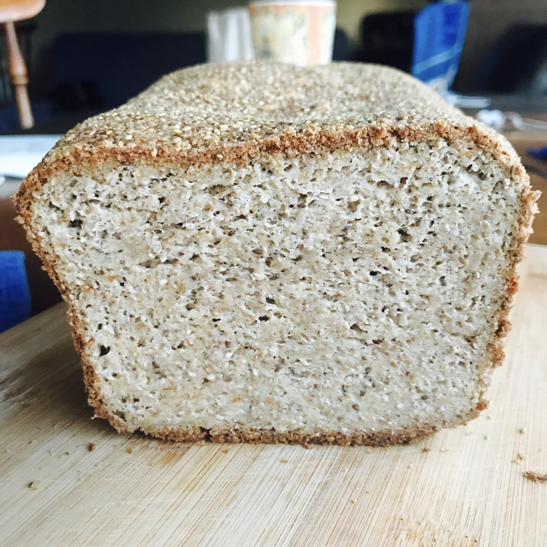 Vegan Keto Bread  Vegan Keto Sandwich Bread