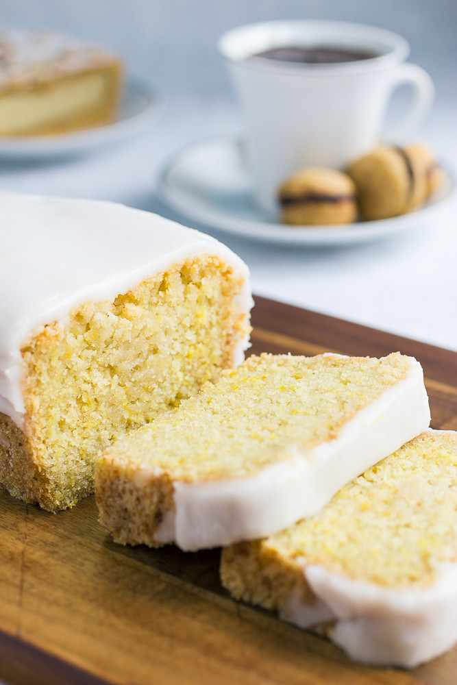 Vegan Lemon Pound Cake  easy vegan lemon pound cake