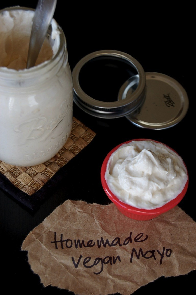 Vegan Mayonnaise Recipes  A Homemade Vegan Mayo Recipe That Will Blow Your Mind