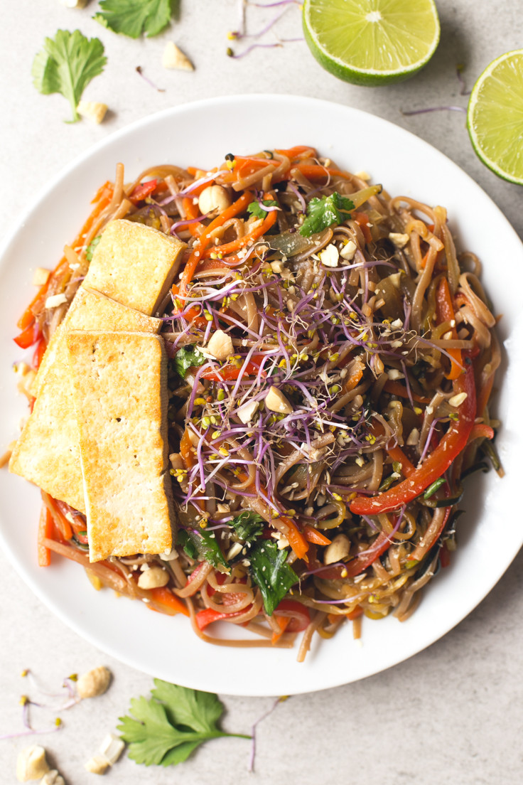 Vegan Pad Thai Recipes  Vegan Pad Thai