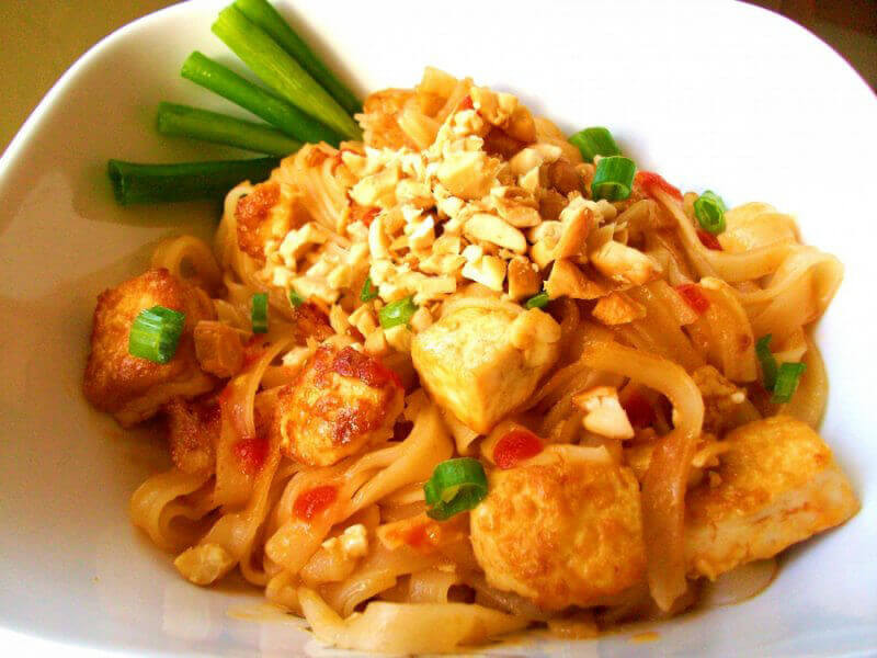 Vegan Pad Thai Recipes  Easy Vegan Pad Thai