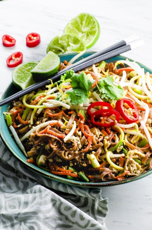 Vegan Pad Thai Recipes  vegan pad thai recipe