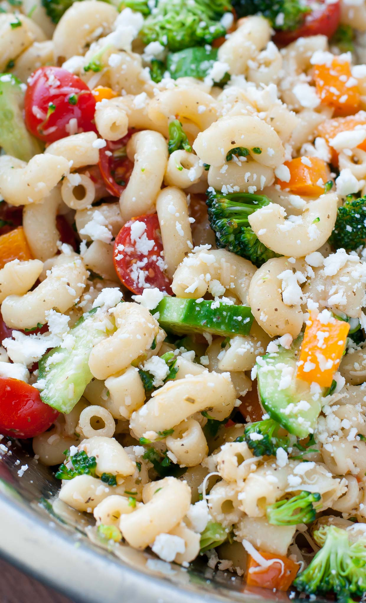 Vegan Pasta Salad Recipes  ve arian pasta salad