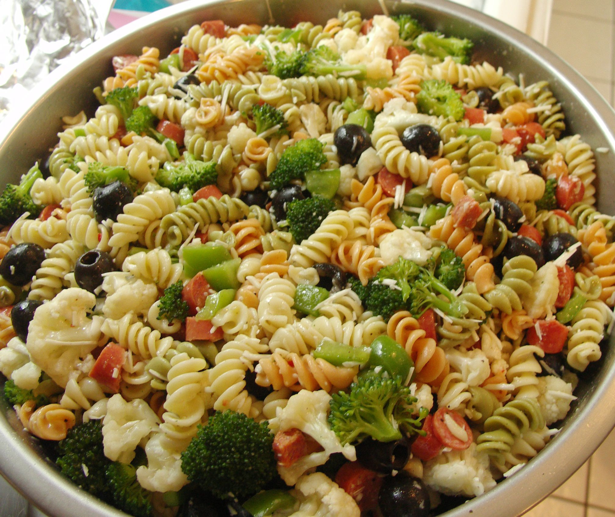 Vegan Pasta Salad Recipes  Fat Free Vegan Pasta Salad Recipe