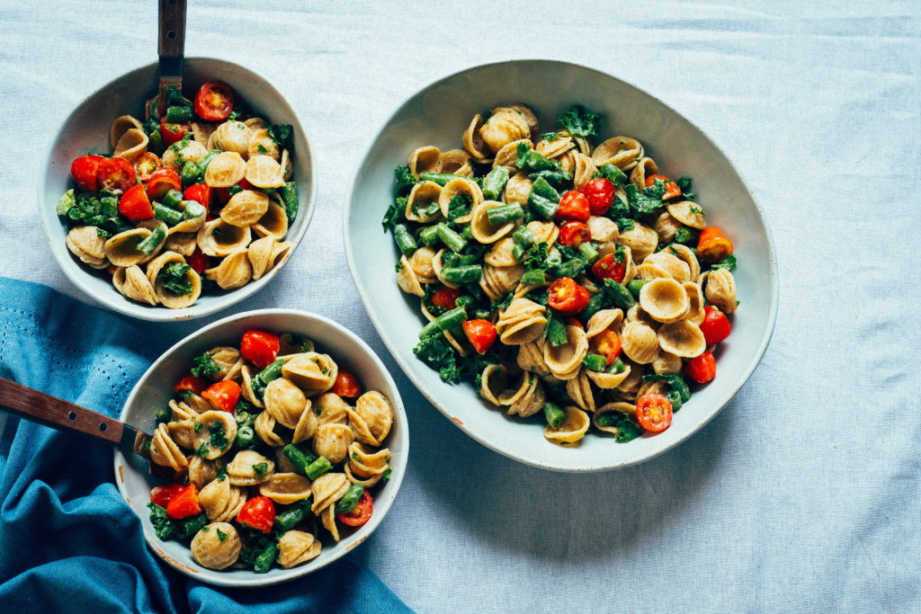 Vegan Pasta Salad Recipes  The Best Vegan Pasta Salad