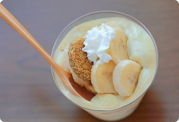 Vegan Puddings Recipes  Banana Pudding The Secret Ingre nt Recipe