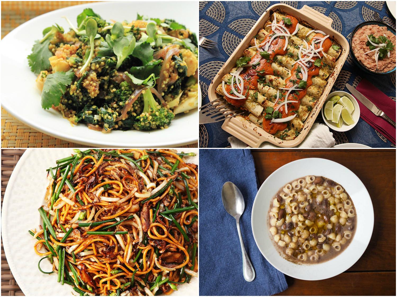 Vegan Recipes Main Dish  14 Warming Vegan Main Dishes for Chilly Nights