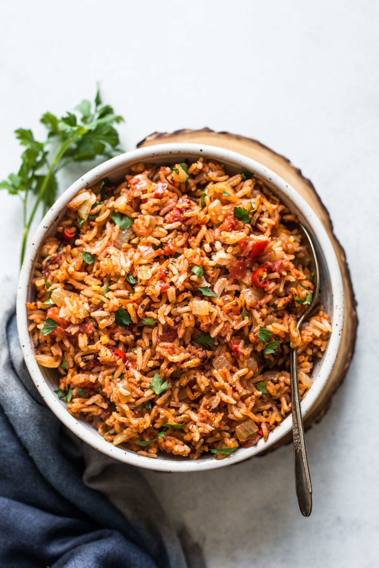 Vegan Recipes With Rice  Vegan Jollof Rice