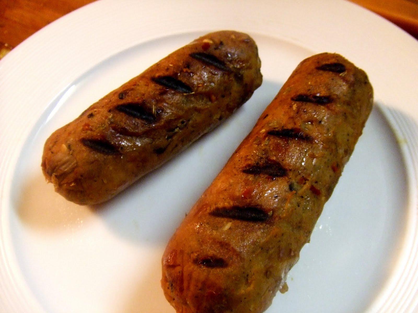 Vegan Sausage Recipes  Spicy Italian Sausage Vegan Soy Free and Gluten Free