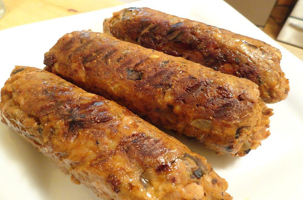 Vegan Sausage Recipes  Homemade Spicy Italian Sausage [Vegan Gluten Free] e