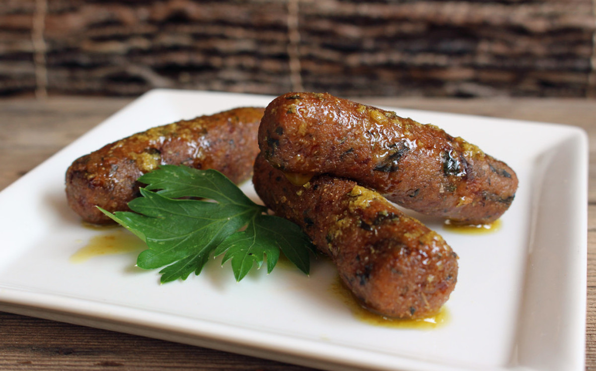 Vegan Sausage Recipes  Vegan Sausage Recipe