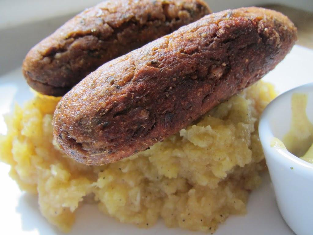 Vegan Sausage Recipes  vegan sausage recipe gluten free