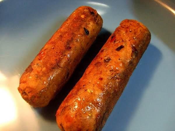 Vegan Sausage Recipes  Spicy Italian Ve arian Sausage Recipe