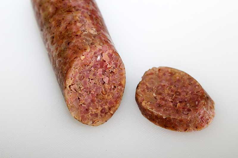 Vegan Sausage Recipes  Ve arian Barley Sausage