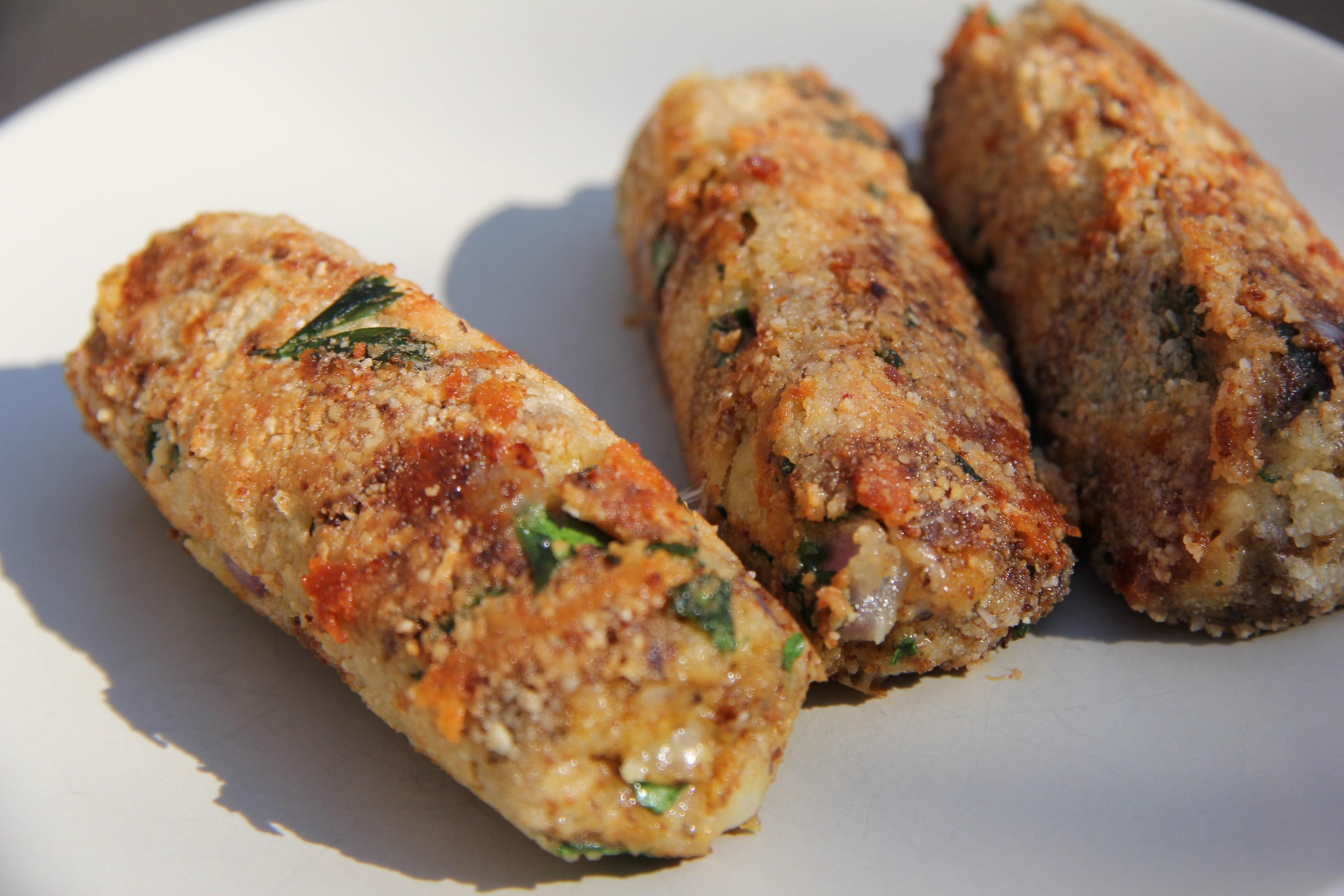 Vegan Sausage Recipes  Ve arian Cheese Sausages Divalicious Recipes