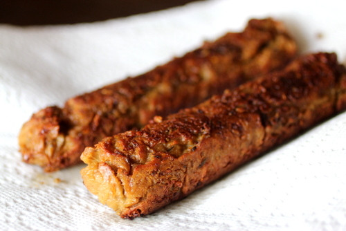 Vegan Sausage Recipes  veggie sausage